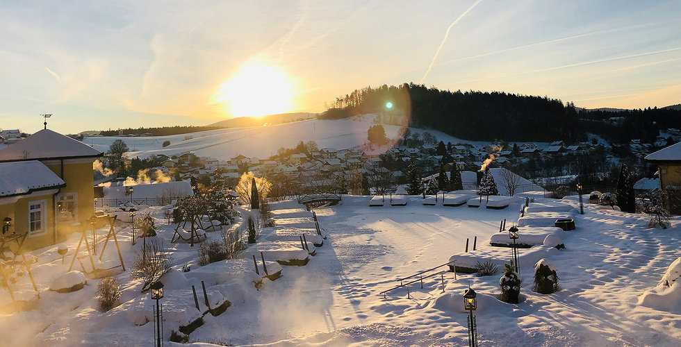 Bayerischer Wald Wellnesshotel